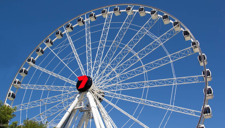 Wheel of Brisbane - Things To Do In Brisbane