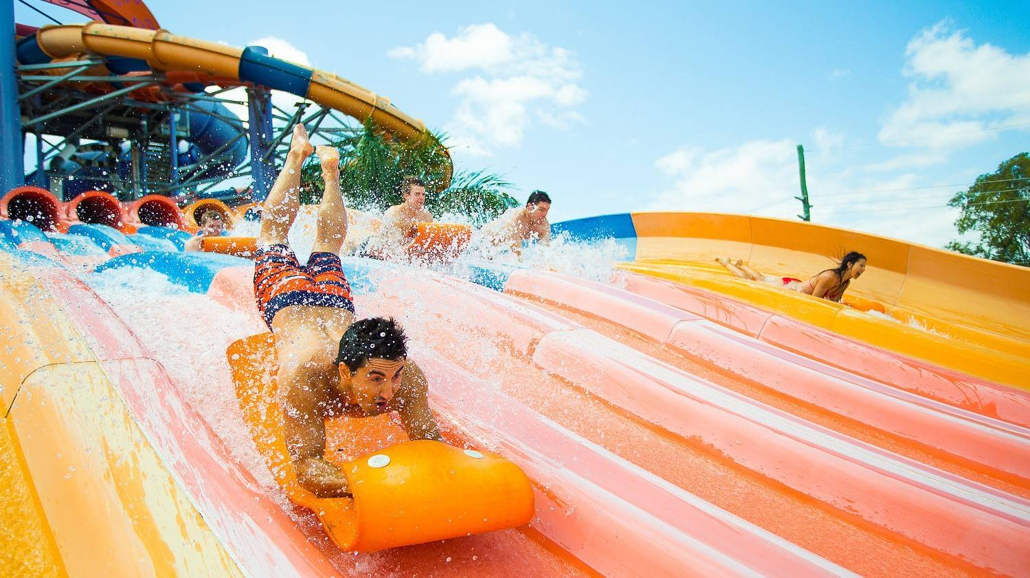 WhiteWater World - Things To Do On The Gold Coast