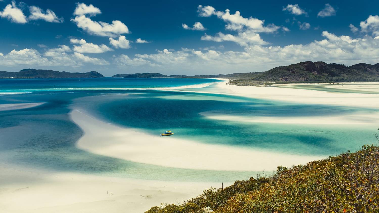 Whitsunday Islands - The Best Places To Visit In Australia