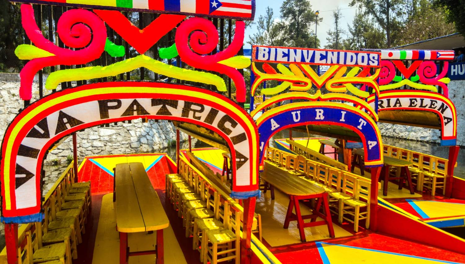 Xochimilco - Things To Do In Mexico City