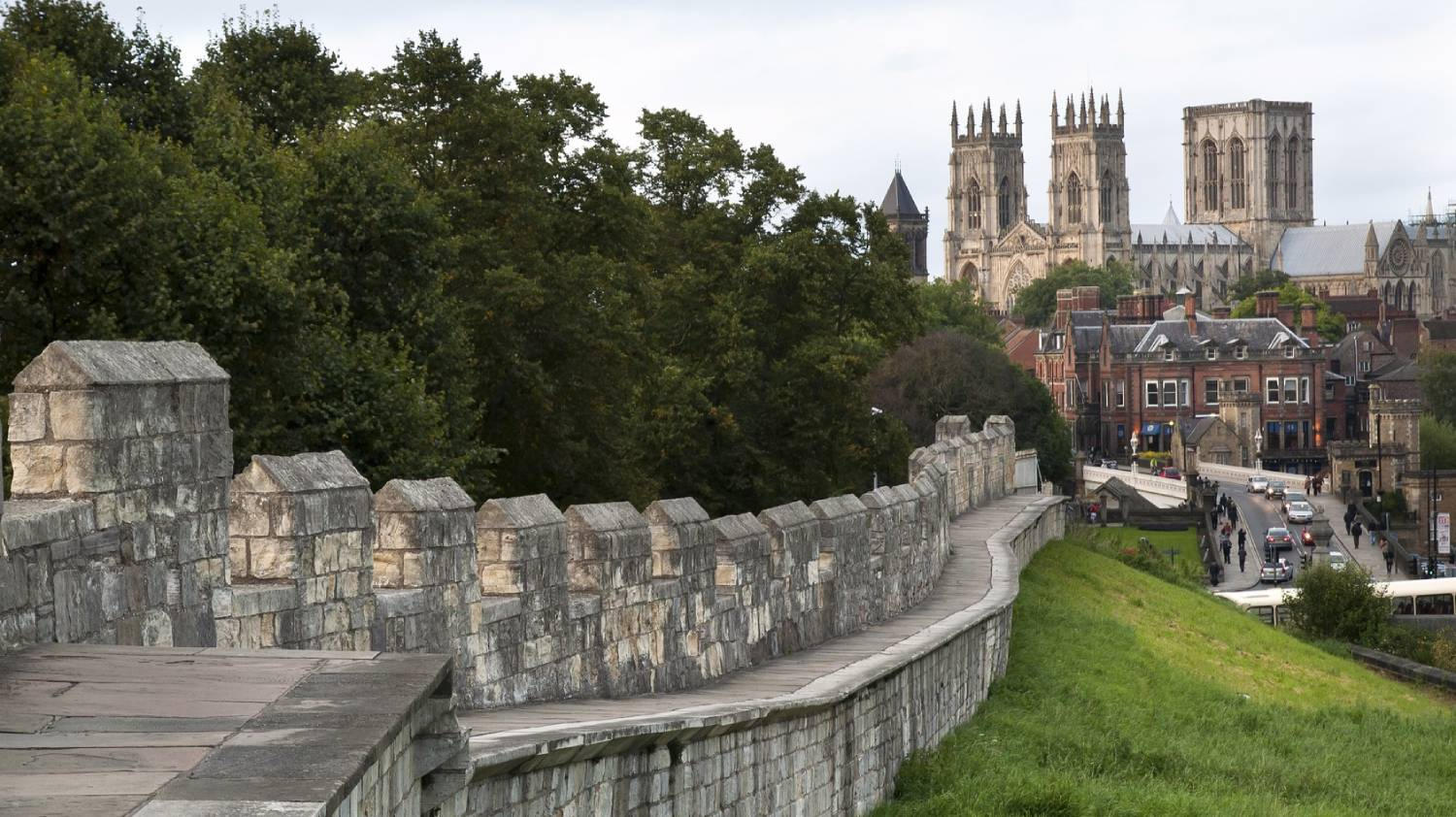York City Walls - Things To Do In York
