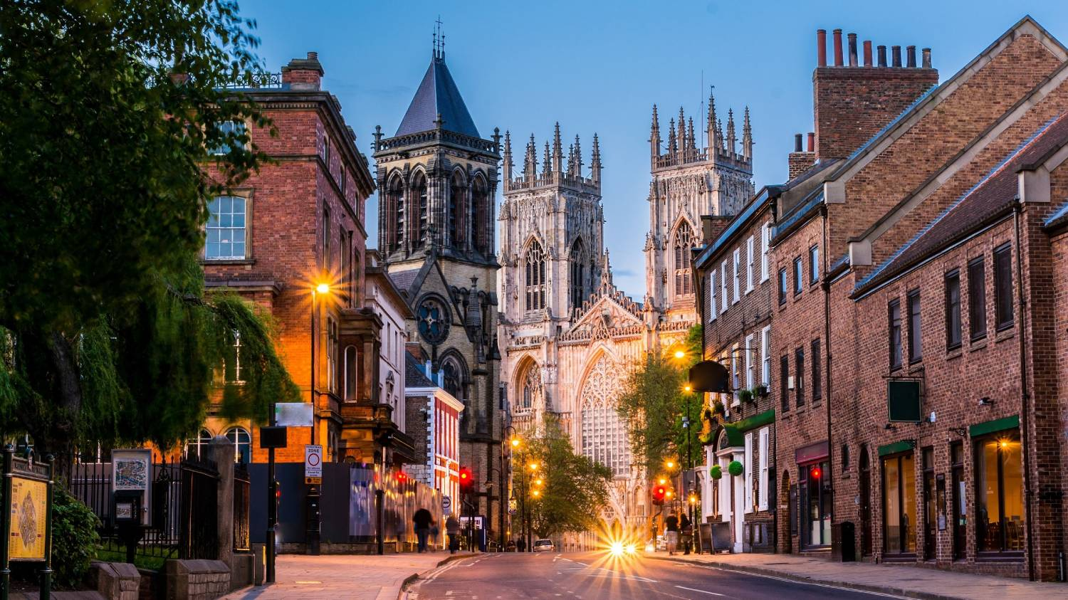 York - The Best Places To Visit In England