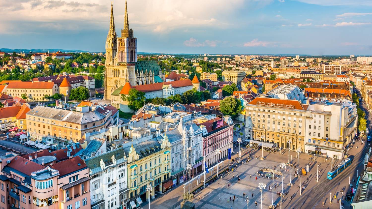 Zagreb - The Best Places To Visit In Croatia
