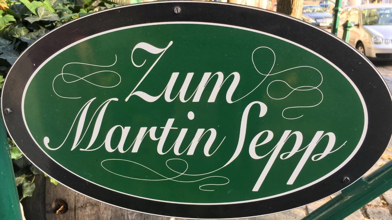 Zum Martin Sepp - Things To Do In Vienna