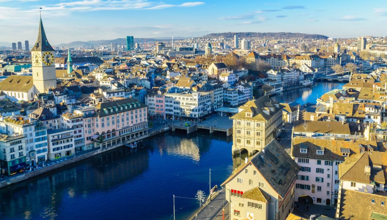 Zurich Old Town (Altstadt) - Things To Do In Zurich