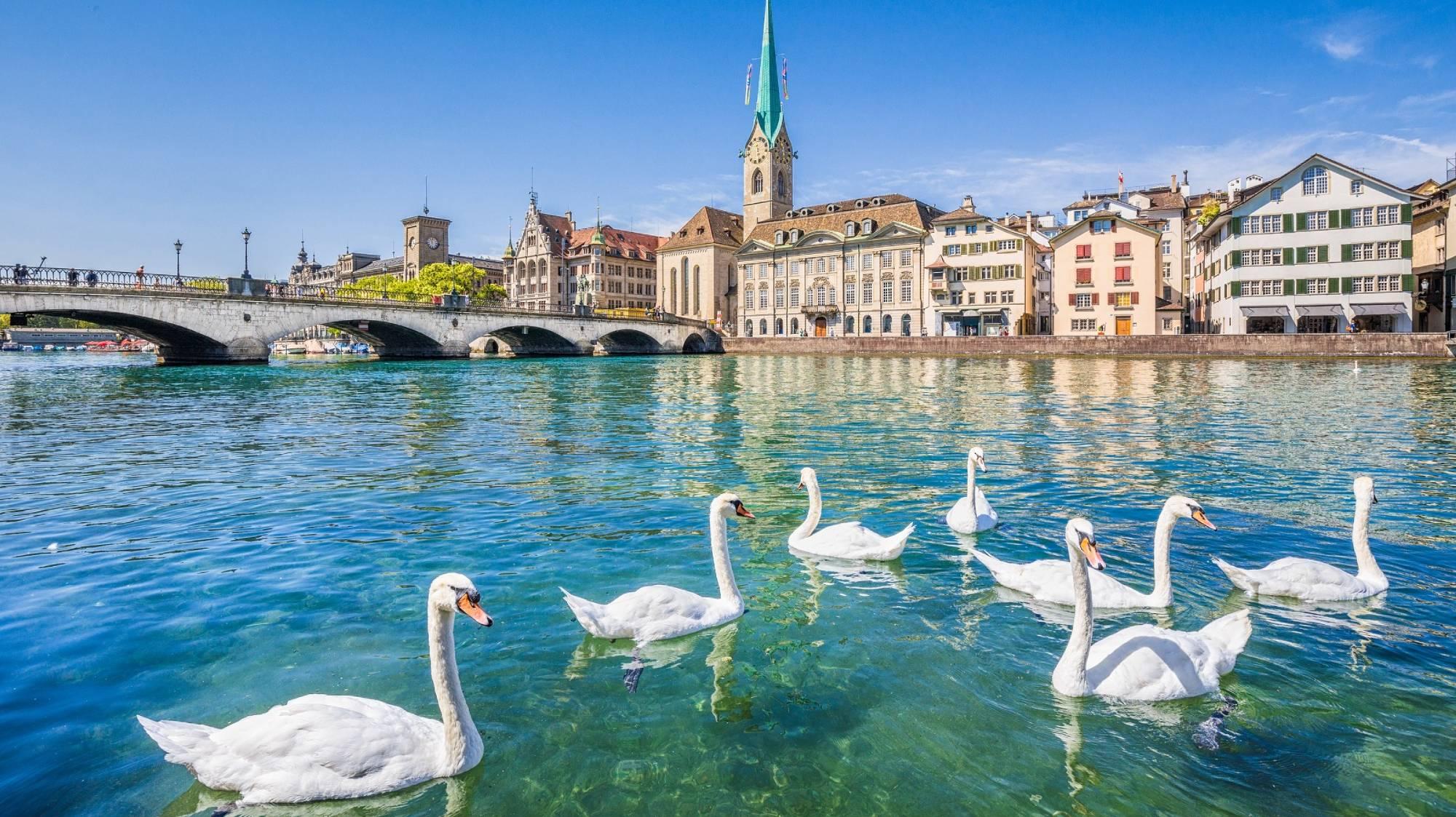 Zurich - Travel Blog